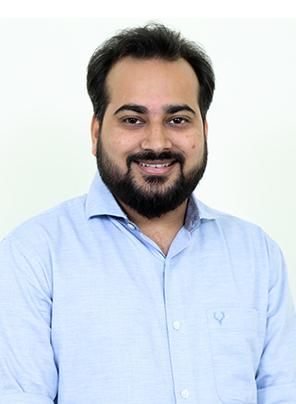 Vikash Sharma Clr
