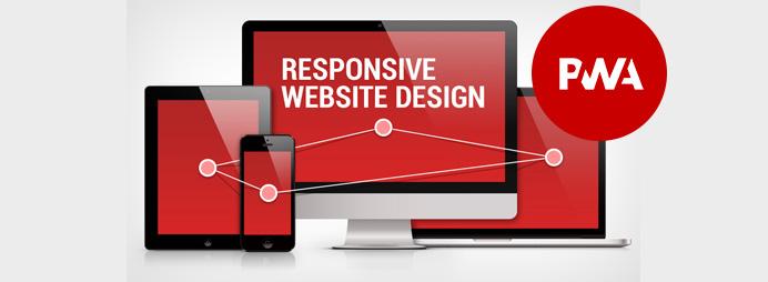Responsive Web App Development