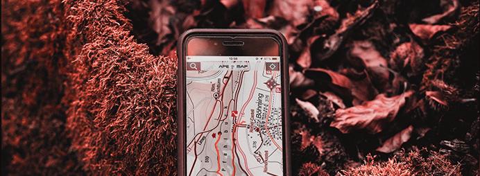 VR GPS Applications