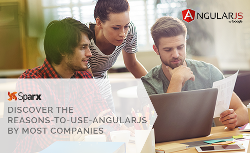 Reasons to use angular js