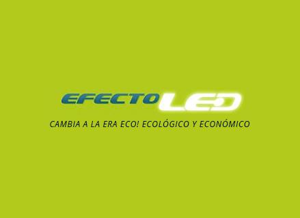 efecto led