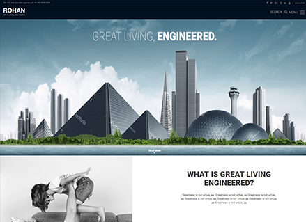 great living drupal project