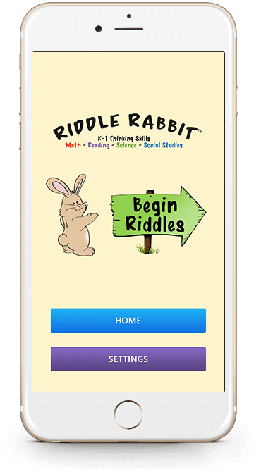riddle rabbit begin riddles
