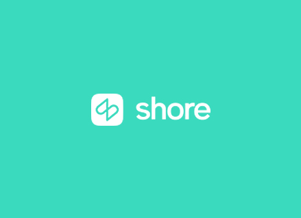 shore web design project
