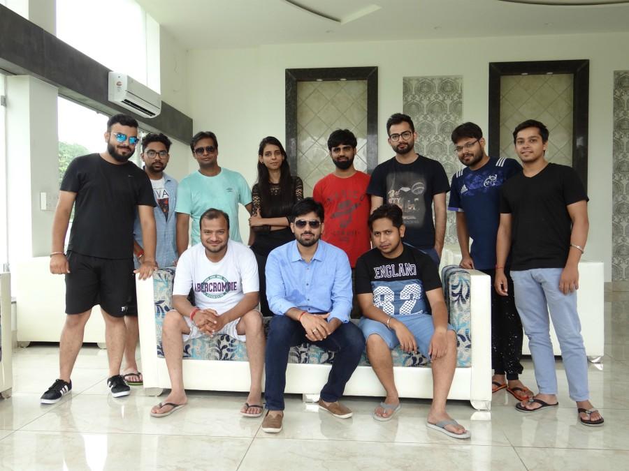 Sparx team members