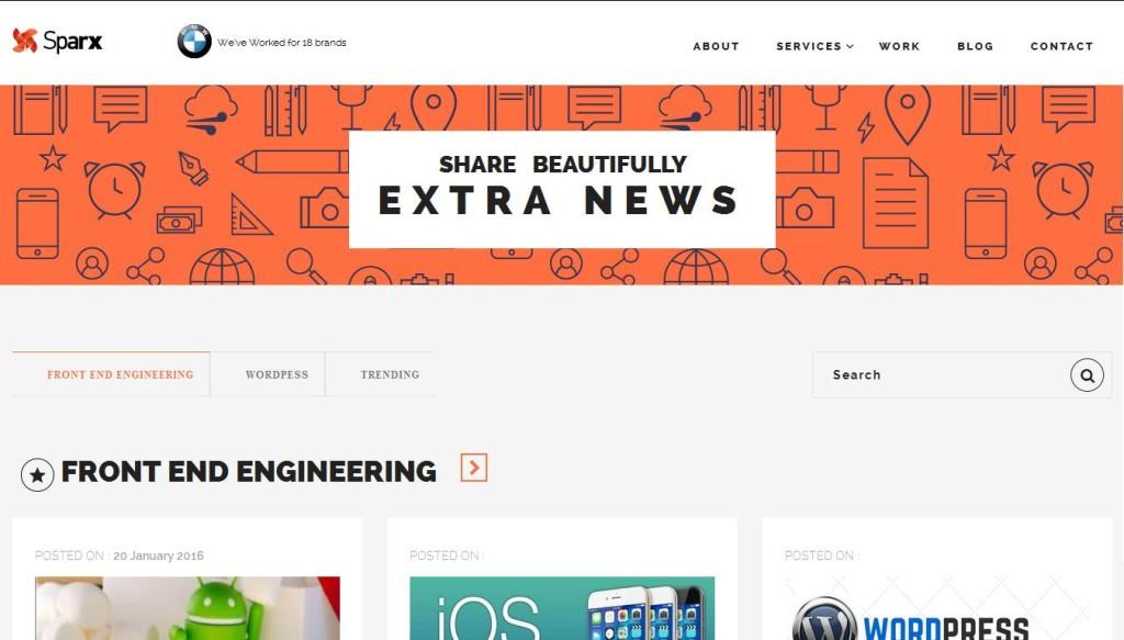 sparx blog