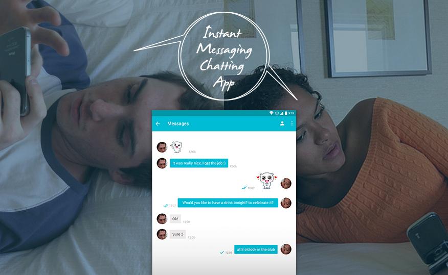 WhatsApp Clone App? Find App Development Company for Instant Messa...