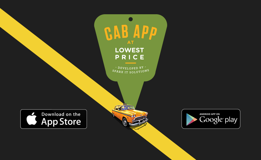 Taxi & Cab Booking Apps Development : Taxi Mobile App Development Company India