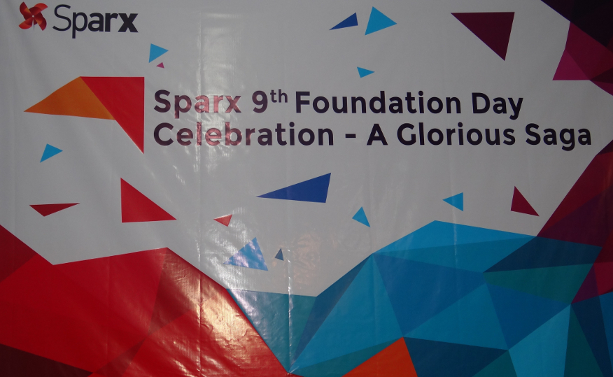 9th Foundation Day Celebration At Sparx : Rejoicing The Glorious S...