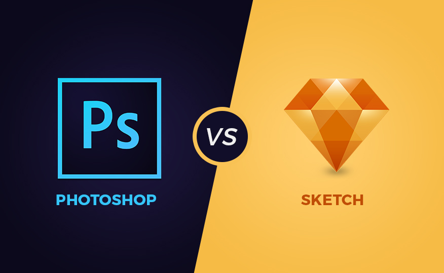 PSD vs Sketch