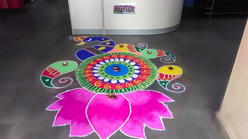 sparx-rangoli-design