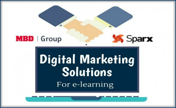 DIGITAL MARKETING SOLUTIONS for MBD GROUP by Sparx IT Solutions
