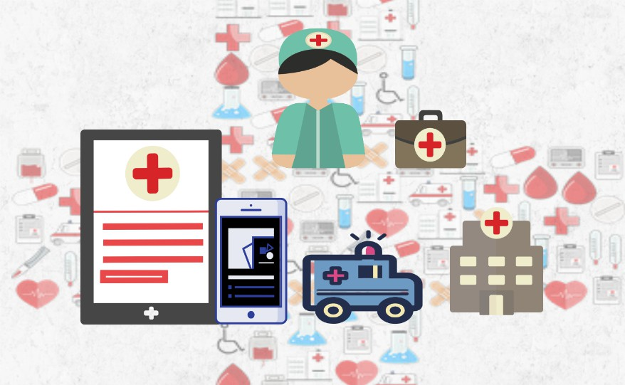 Custom Medical & Healthcare Mobile App Development Services: mHealth App Solution
