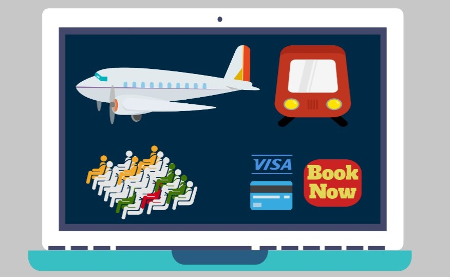 Custom Travel & Ticket Booking Apps Development: eTicketing Po...