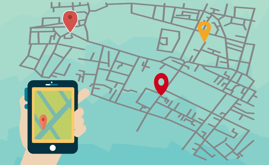 Custom Location Tracking App Development