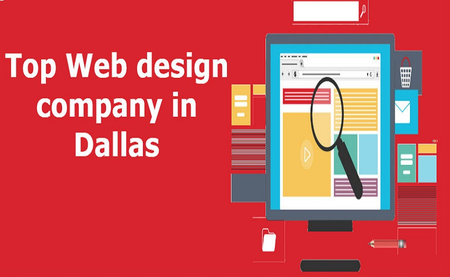Top Web Design Company in Dallas