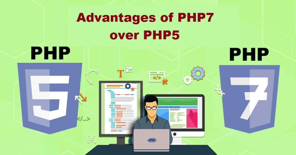advantage php7 over php5