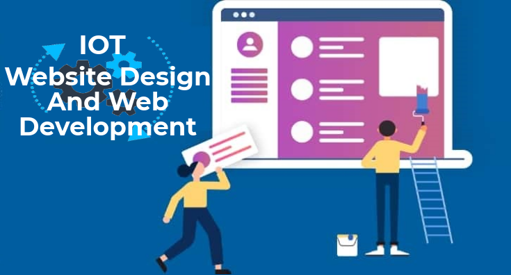 IoT On Web Design & Development