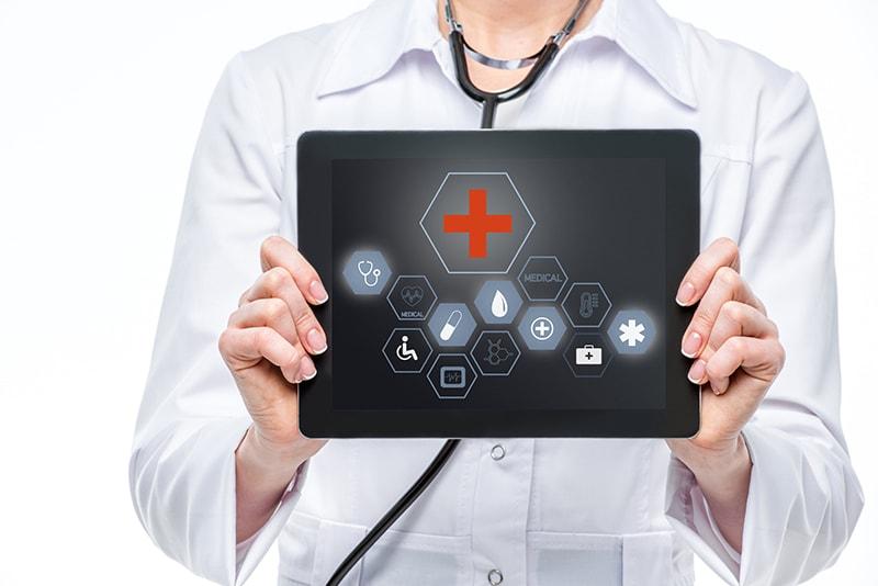 hipaa healthcare app development