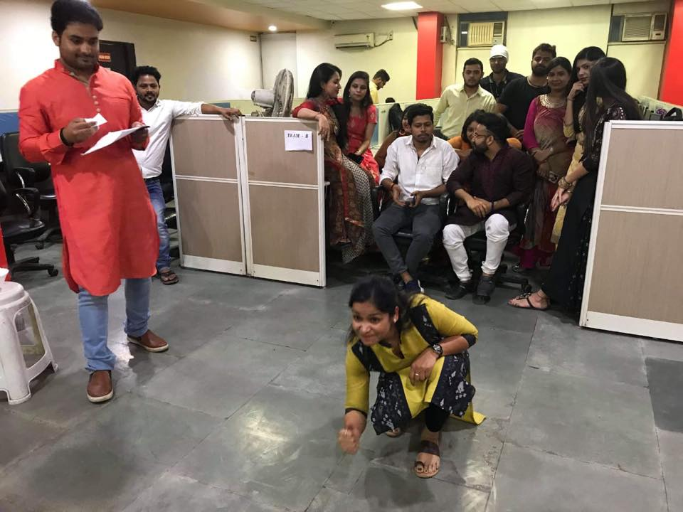 Diwali Celebration & Game
