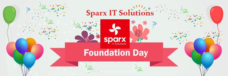 Sparx's 12th Foundation Day: Euphoria of Happiness and Celebration
