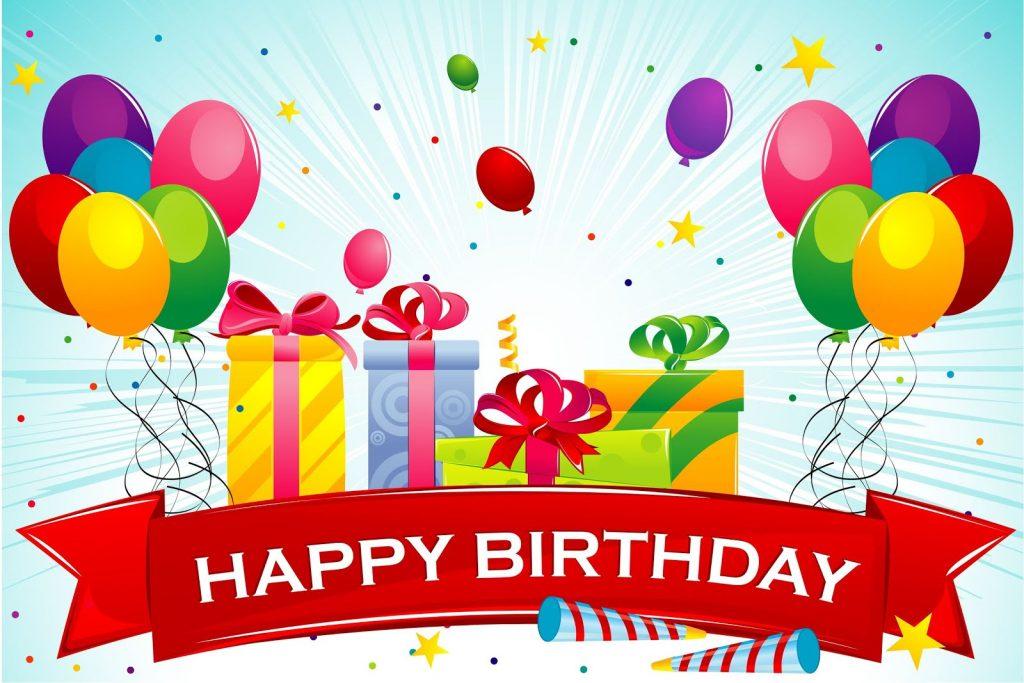 employee birthday celebration