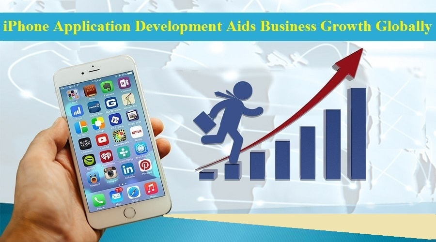 iPhone Application Development Aids Business