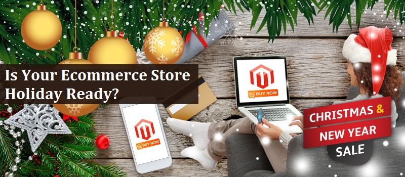 Ecommerce Store Holiday Ready