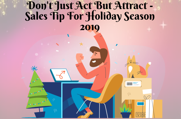 sales tip for holiday season