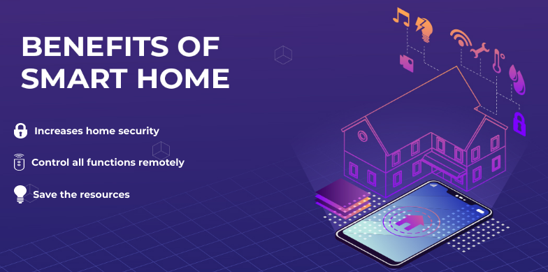 Benefits of Smart Home Automation Using IoT