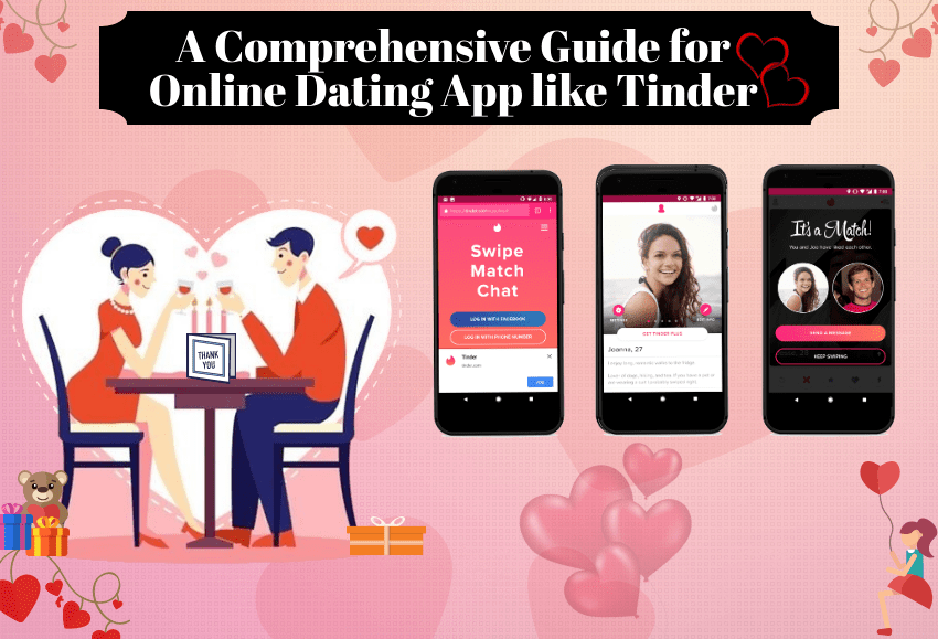online dating app-like tinder