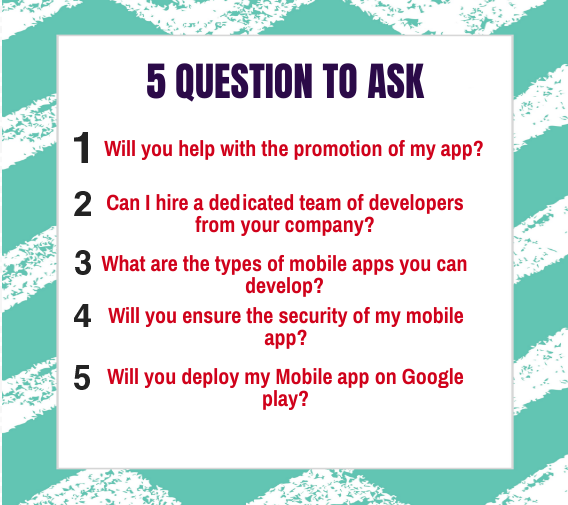 5 Questions to Ask