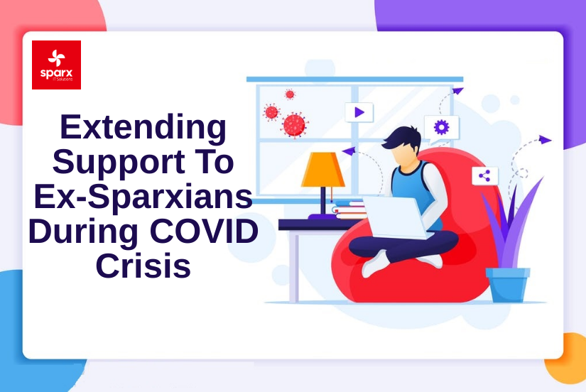 Extending Support To Ex-Sparxians During COVID Crisis