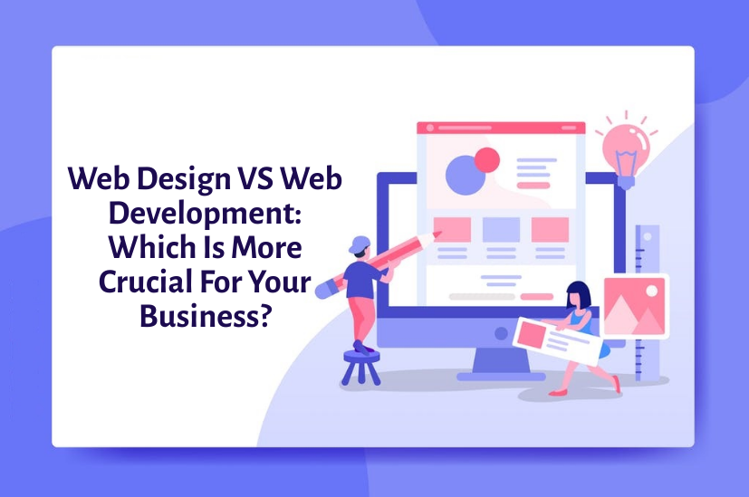 website design vs web development