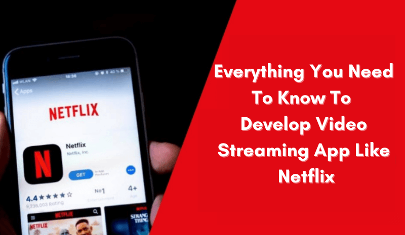 Everything You Need to Know to Develop a Video Streaming App like Netflix