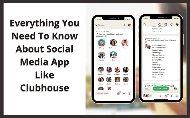 Everything You Need To Know About Social Media App-Like-Clubhouse