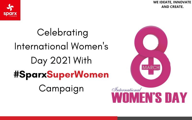 #SparxSuperWomen