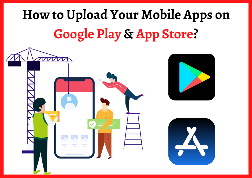 upload app to store