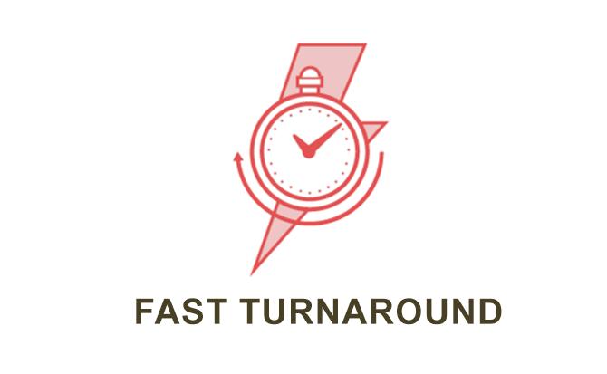 Faster Turnaround