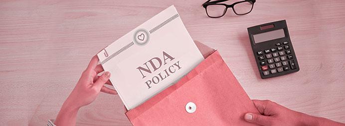 NDA Policy