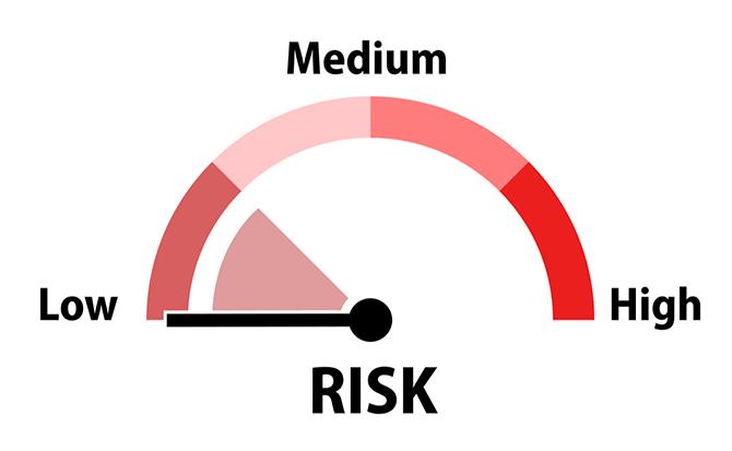 Less Risk