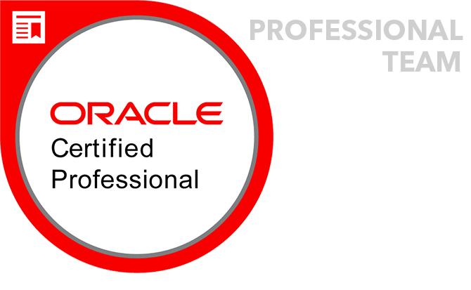 Certified Java Developers