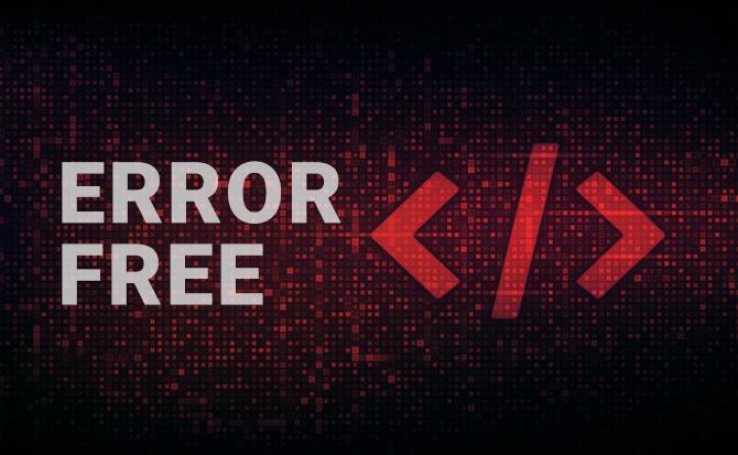 Error-free Coding