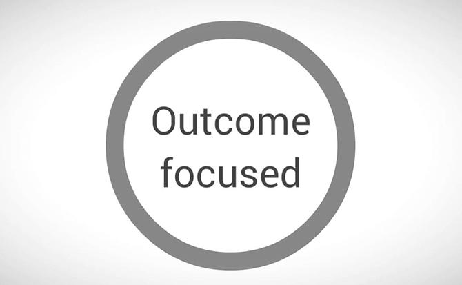 Outcome-focused Team